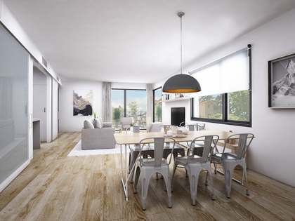 117m² Apartment with 93m² garden for sale in Sant Cugat