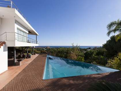 Casa unifamiliar moderna en venta en Can Girona, Sitges