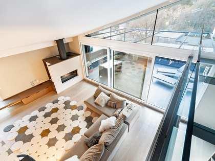 Пентхаус 500m², 52m² террасa на продажу в Андорра Ла Велья