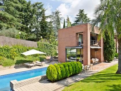 Дом / Вилла 551m² на продажу в Sant Cugat, Барселона