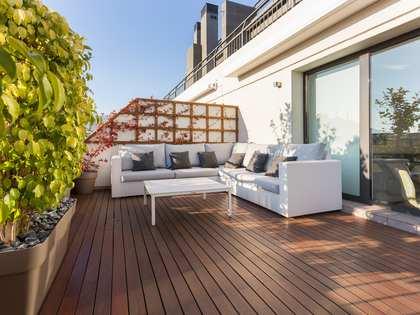 Penthouse van 105m² te koop met 41m² terras in Sant Gervasi - Galvany