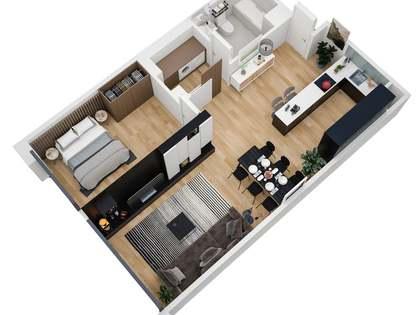 73m² Loft for sale in Eixample Left, Barcelona