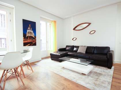 Modern 75m² Apartment for rent in Madrid City Centre