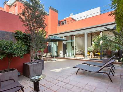 187m² Penthouse with 103m² terrace for sale in El Born