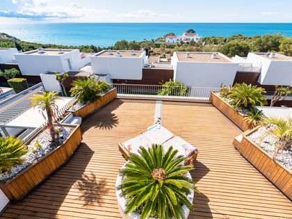 Appartement de 104m² a vendre à Els Cards avec 120m² terrasse