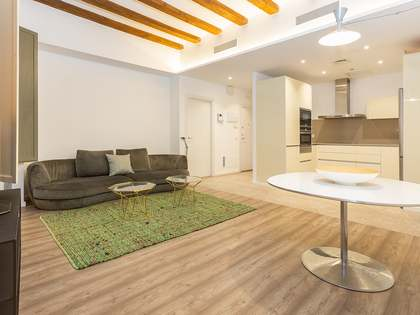 75 m² apartment for rent in El Born, Barcelona