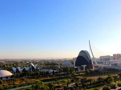 162m² penthouse for rent in City of Sciences
