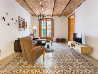 2-bedroom refurbished apartment to buy in the Gothic Quarter