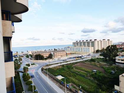 Beachfront apartment for sale on the Valencia Coast