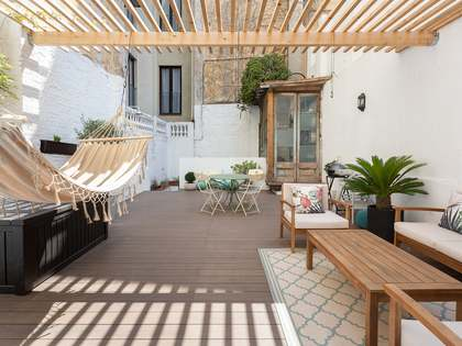 Appartement de 174m² a vendre à El Raval avec 72m² terrasse