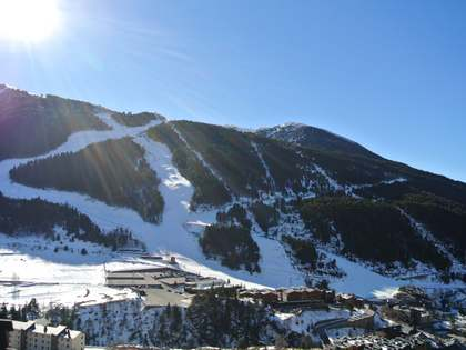 Apartments for sale in Andorra's Grandvalira ski area
