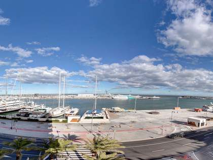 Apartment with panoramic views for sale in Denia Port