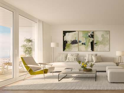 248m² Penthouse with 46m² terrace for sale in Palacio de Congresos