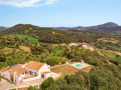 在 Mercadal, 梅诺卡岛 1,500m² 出售 乡间别墅