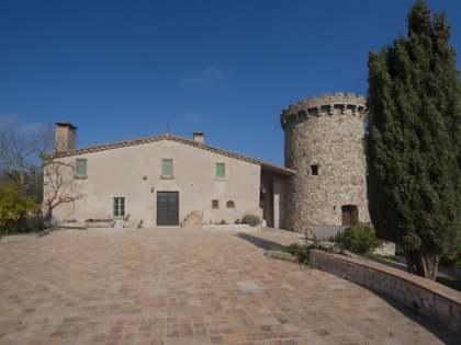 400m² Herrgård till salu i Sant Feliu, Costa Brava