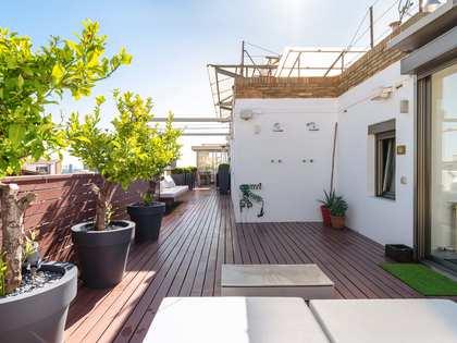 Penthouse van 177m² te koop met 77m² terras in Sant Gervasi - Galvany