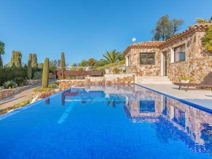 Exclusiva villa en venta en Playa de Aro, Costa Brava