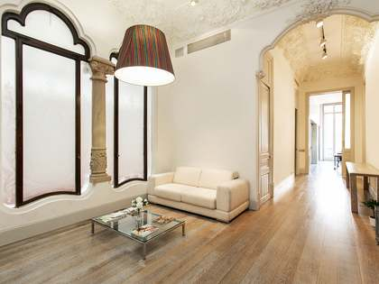 414m² Apartment with 8m² terrace for sale in Eixample Right