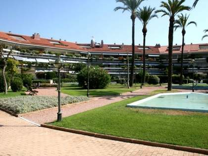 Appartement van 200m² te koop in Terramar, Sitges