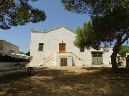 340m² Country house with 2,130m² terrace for sale in Menorca
