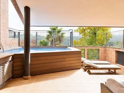 Casa / Vil·la de 614m² en venda a Sant Cugat, Barcelona