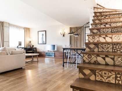 Penthouse van 160m² te koop met 40m² terras in Ciudad de las Ciencias
