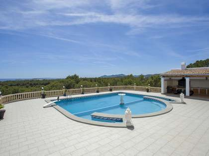 Villa de 650 m² en venta en Cala Leña, Ibiza