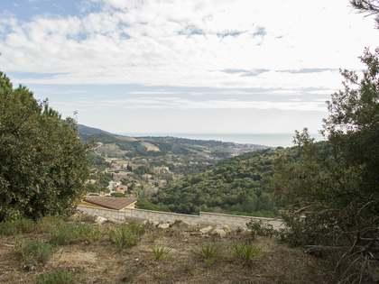 Perceel van 800m² te koop in Alella, Maresme
