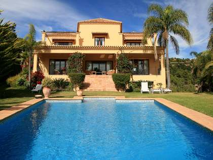 Villa for sale in La Zagaleta, Marbella