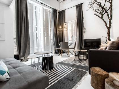5 designer apartments for sale in Palacio, Madrid