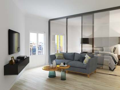 Turnkey project close to Rambla Catalunya