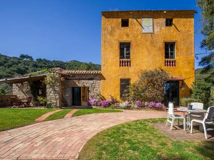 400m² equestrian property for sale in Alella, Maresme