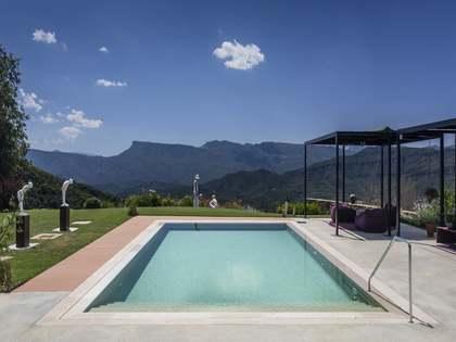 Luxueuse propriété rurale en vente à Gérone