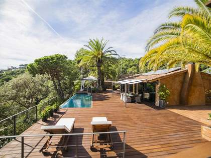 Villa for sale in Tossa de Mar on the Costa Brava