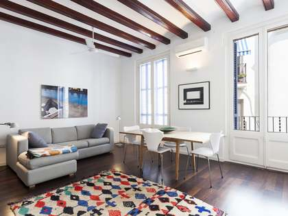 Apartamento de 100m² con terraza de 20m² en venta en Sitges