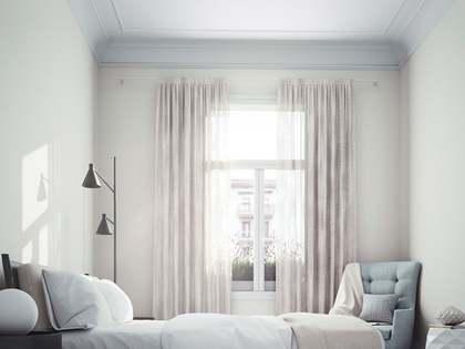 Квартира 126m², 51m² террасa на продажу в Правый Эшампле