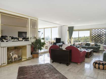200m² apartment for rent in Pedralbes, Barcelona