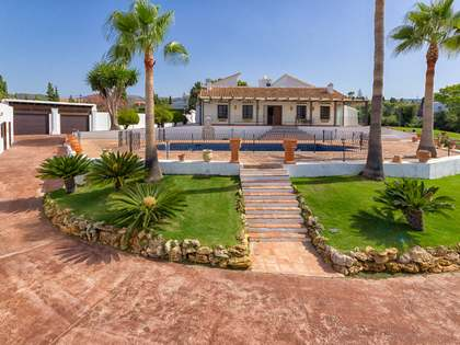 18th century Andalucian farmhouse for sale in Marbella