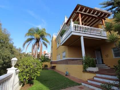 Casa / Vil·la de 350m² en venda a East Málaga, Màlaga
