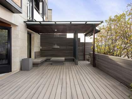 Casa de 320 m² con 106 m² de terraza en venta en Sarrià