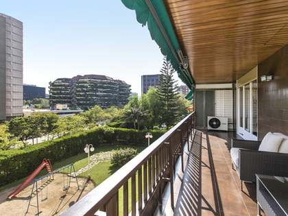 170 m² apartment for rent in Les Corts, Barcelona