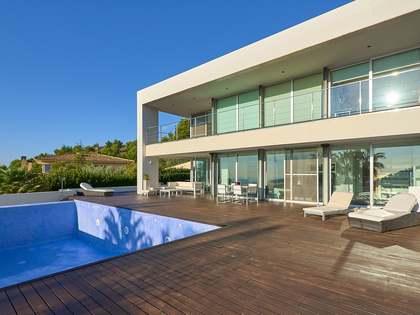 huis / villa van 630m² te huur in Los Monasterios, Valencia