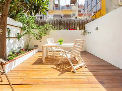 60m² Apartment with 20m² terrace for sale in Gràcia