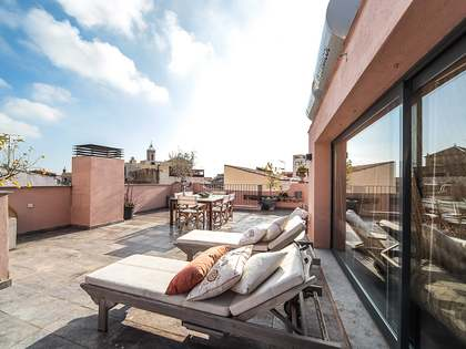 165m² Apartment with 23m² terrace for sale in Vilanova i la Geltrú