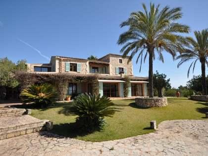 在 马略卡中部, 马略卡 400m² 出售 乡间别墅