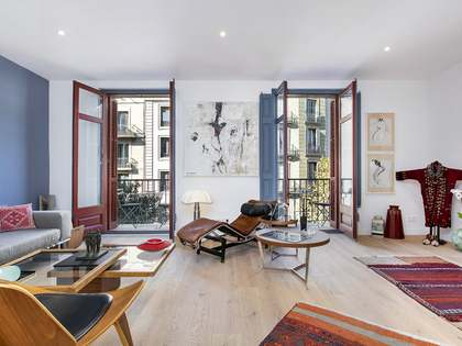 152m² Apartment for sale in Eixample Right, Barcelona