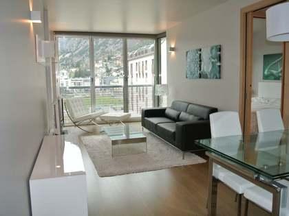 80m² Wohnung zur Miete in Escaldes, Andorra