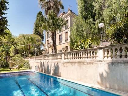 Casa de 718m² en venta en El Putxet, Barcelona