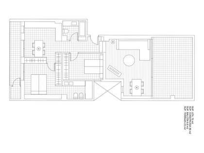 Penthouse van 96m² te koop met 30m² terras in Ruzafa