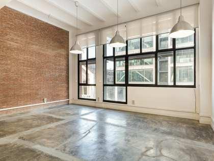 Loft de 80m² en venda a Poblenou, Barcelona